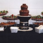 Chocolage fountain